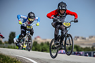 12 Boys #255 (TORRES Jules) FRA at the 2018 UCI BMX World Championships in Baku, Azerbaijan.