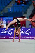 Canilhas Maria is a Portuguese rhythmic gymnastics athlete born on February 19, 1997.