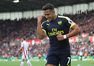 Stoke City v Arsenal 130517