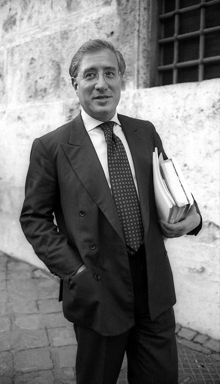 Roma 1998.Marcello Dell'Utri, Forza Italia