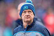 Scotland team doctor, James Peter Robson MBE before the Guinness Six Nations match between Scotland and Wales at BT Murrayfield Stadium, Edinburgh, Scotland on 9 March 2019.