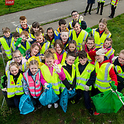 04.04.2017         <br /> St. Brigids National School, Singland Limerick were off the mark early for TLC3. Picture: Alan Place