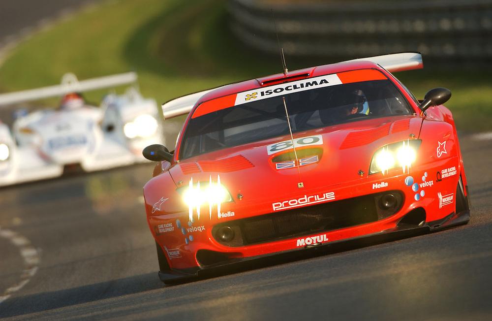 Motorsport - Ferrari 50 LeMans