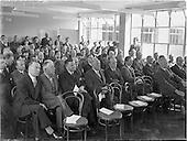 1952 National Cash Register Co. Ltd. New premises opening