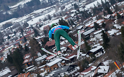 30.01.2016, Normal Hill Indiviual, Oberstdorf, GER, FIS Weltcup Ski Sprung Ladis, Bewerb, im Bild Ema Kline (SLO) // Ema Kline of Slovenia during her Competition Jump of FIS Ski Jumping World Cup Ladis at the Normal Hill Indiviual, Oberstdorf, Germany on 2016/01/30. EXPA Pictures © 2016, PhotoCredit: EXPA/ Peter Rinderer