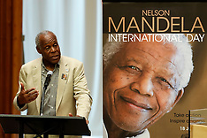 NY: Nelson Mandela International Day at the UN headquarters - 18 July 2017
