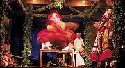 Yakshagana, a folk art form of the south-western coast of India.
