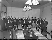 B&P sales conference.<br /> 18.02.1961