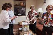 Ann & Eileen's intimate Santa Fe New Mexico destination wedding at the Campanilla Compound in Santa Fe, NM.