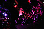 Post hardcore band Destroy Rebuild Until God Shows (aka D.R.U.G.S.) performing to an intense sold out crowd at The Firebird in Saint Louis, Missouri on Februrary 21, 2012, almost a year to the day after the release of their self-titled debut album on Pete Wentz's Decaydance Records.