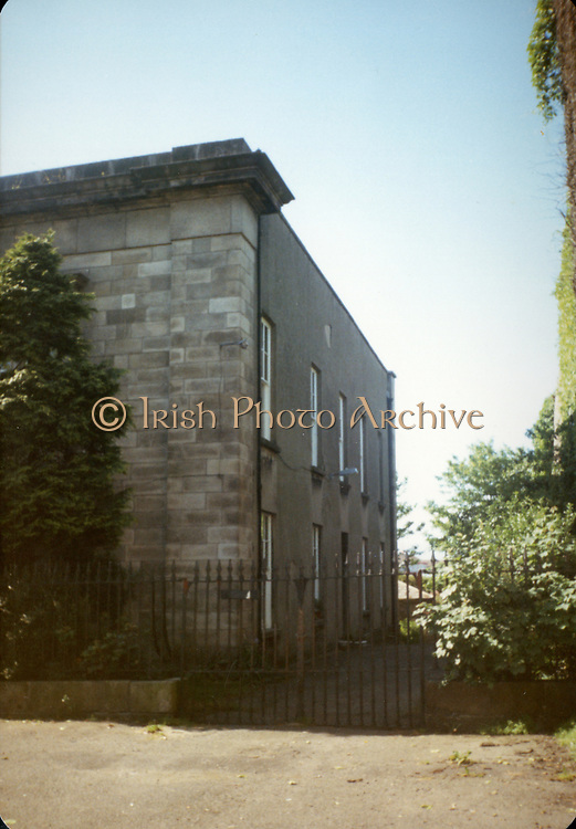 Old Dublin Amature Photos 1980s WITH, Kilmain, area, Jail,