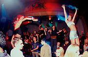 Renaissance club night, at Media, Nottingham, UK. 2000's