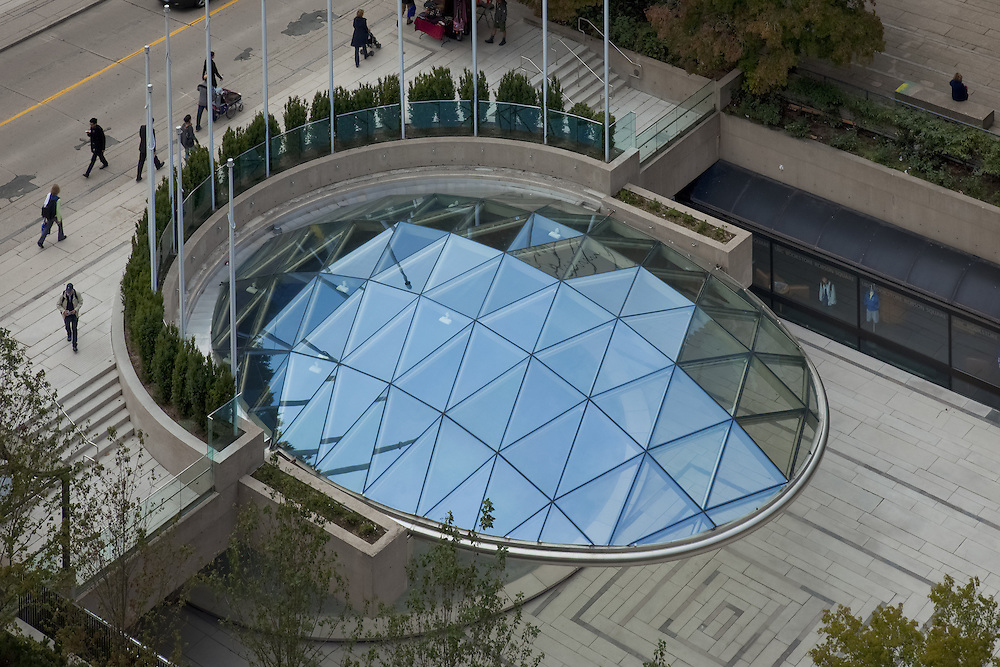 Olympic Ice Plaza, Robson Square, Vancouver | Grout McTavish Architecture with HCMA | Equilibrium Consulting with RJC Engineers | 2010