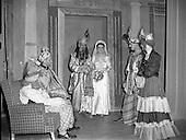 1957 - 07/02 St Augustans, Blackrock, Pantomime
