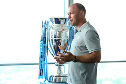 Schalk Burger of Saracens at the launch of the 2018/19 Gallagher Premiership Rugby Season Fixtures - Mandatory by-line: Robbie Stephenson/JMP - 06/07/2018 - RUGBY - BT Tower - London, England - Gallagher Premiership Rugby Fixture Launch