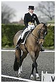 Affiliated British Dressage. Sheepgate E.C. Sun 13-12-2009. 2