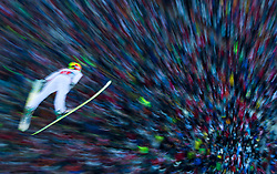 03.01.2011, Bergisel, Innsbruck, AUT, Vierschanzentournee, Innsbruck, 1. Wertungsdurchgang, im Bild // Hilde Tom (NOR) Wischer Feature // during the 59th Four Hills Tournament First Jump in Innsbruck, EXPA Pictures © 2011, PhotoCredit: EXPA/ J. Feichter