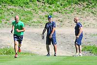 Christophe GALTIER - 30.06.2015 - Reprise Entrainement Saint Etienne - 2015/2016<br /> Photo : Jean Paul Thomas / Icon Sport