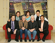Legendary band, THE OSMONDS come together for this one off media call at the MILLENIUM HOTEL MAYFAIR on 29th May. Featuring Donny, Marie, Jimmy, Merrill, Jay, Wayne, Alan to celebrate their No.1 selling DVD - 50th Anniversary Reunion Concert Live In Las Vegas.