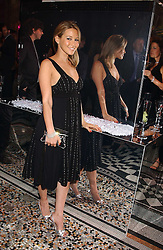 Singer RACHEL STEVENS at the opening party for Diamonds - a new exhibition at The Natural History Museum, London in association with De Beers held on 6th July 2005.<br />