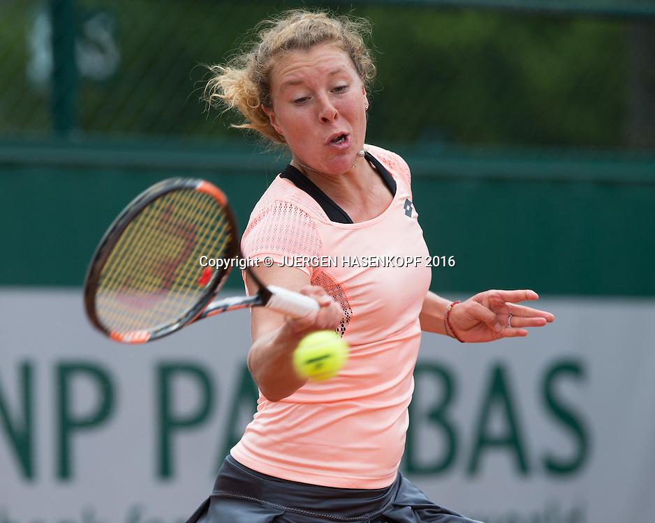 Anna-Lena Friedsam (GER)<br /> <br /> Tennis - French Open 2016 - Grand Slam ITF / ATP / WTA -  Roland Garros - Paris -  - France  - 24 May 2016.