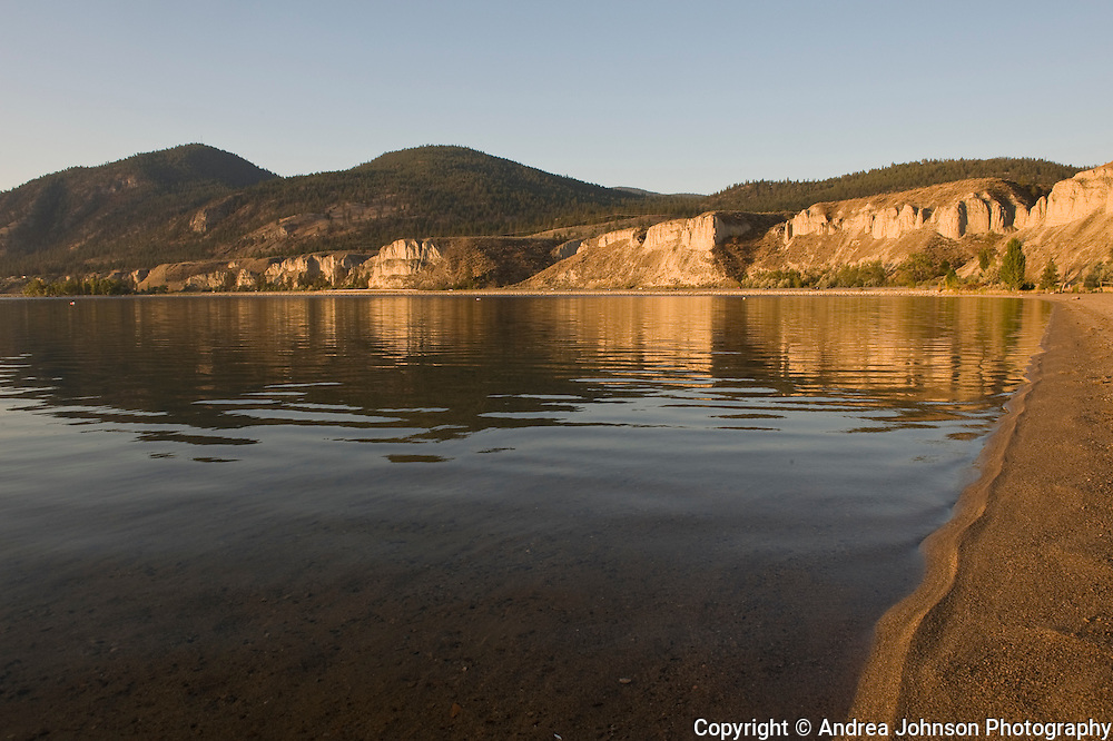Okanagan Lake, British Columbia, Canada