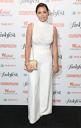 Jessica Wright attending the Cosmopolitan FashFest 2016, Old Billingsgate Market, London. Picture credit should read: Doug Peters/EMPICS Entertainment