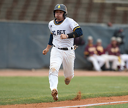 2016-17 A&T Baseball vs Bethune-Cookman \ www.ncataggies.com - Photo by: Kevin L. Dorsey