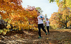 20151031 USA: NYC Marathon We Run 2 Change Diabetes day 3, New York
