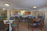 Brightview Towson  Assisted Living Center Alzheimers Wing Dining Room Image