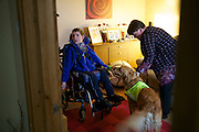 Dogs for the Disabled..Credit: Ben Langdon Photography