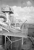 1964 - Peat Briquette Factory, Co Offaly.  C356.