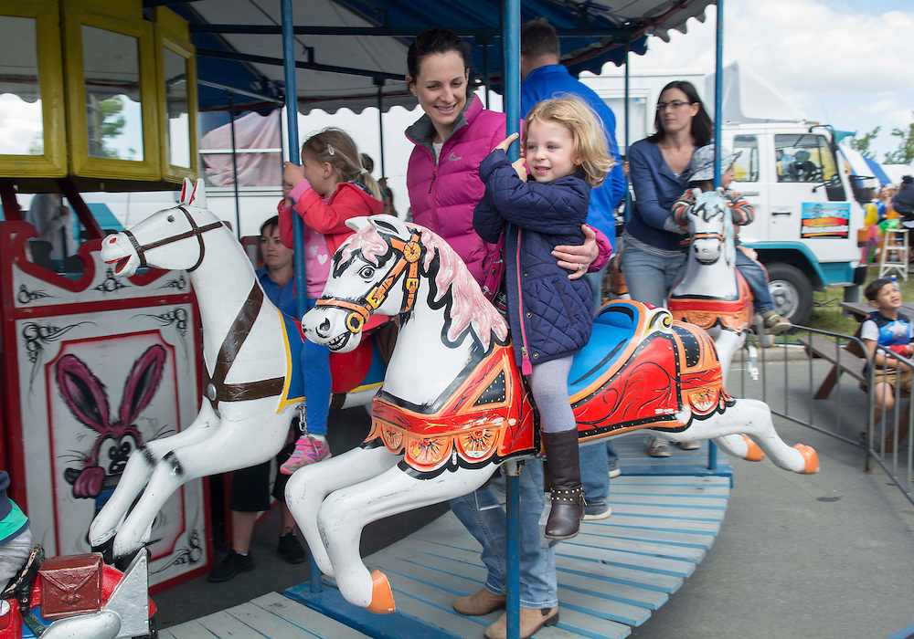 Fairground rides at the Canterbury A&amp;P Show, Christchurch, New Zealand, Friday, 13 November, 2015.<br /> Credit:SNPA / David Alexander