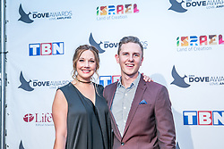 October 11, 2016 - Nashville, Tennessee, USA - Stars Go Dim at the 47th Annual GMA Dove Awards  in Nashville, TN at Allen Arena on the campus of Lipscomb University.  The GMA Dove Awards is an awards show produced by the Gospel Music Association. (Credit Image: © Jason Walle via ZUMA Wire)