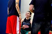 Debora Carangelo<br /> Raduno Nazionale Italiana Femminile Senior - Allenamento<br /> FIP 2017<br /> Roma, 14/05/2017<br /> Foto Ciamillo - Castoria