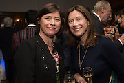 JANE WILSON; LOUISE WILSON; , The Brown's Hotel Summer Party hosted by Sir Rocco Forte and Olga Polizzi, Brown's Hotel. Albermarle St. London. 14 May 2015