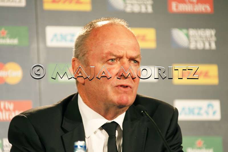 Graham HENRY, the All Blacks coach
