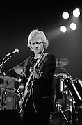 Andy Summers of The Police plays guitar