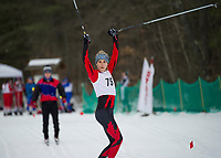 St Paul's School Nordic Sprints.  ©2019 Karen Bobotas Photographer