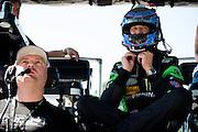 September 29, 2016: IMSA Petit Le Mans, #16 Spencer Pumpelly, Change Racing, Lamborghini Huracán GT3