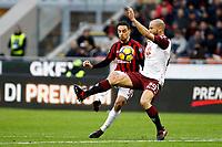 26.11.2017 - Milano - Serie A 14a giornata   -  Milan-Torino  nella  foto: Lorenzo De Silvestri