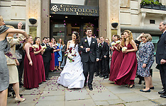 FEB 23 2014 First Scientology Wedding in England