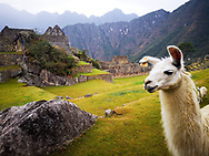 smacap_Bright Machu Picchu, Peru, South America