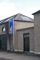 Artist studios at The Irish Museum of Modern Art Royal Hospital Kilmainham in Dublin Ireland