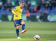 FODBOLD: Simon Tibbling (Brøndby IF) under kampen i Superligaen mellem Brøndby IF og FC Nordsjælland den 13. maj 2019 på Brøndby Stadion. Foto: Claus Birch.