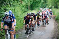 Barbara Guarischi (CANYON//SRAM Racing) at Aviva Women's Tour 2016 - Stage 1. A 138.5 km road race from Southwold to Norwich, UK on June 15th 2016.