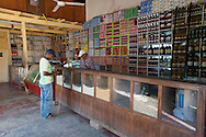 An old general store near the market of Mompox