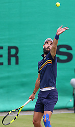 June 19, 2018 - Halle, Allemagne - Benoit Paire  (Credit Image: © Panoramic via ZUMA Press)