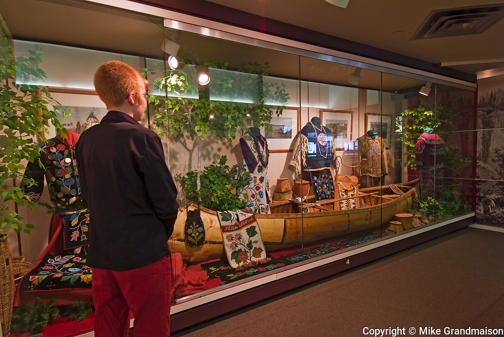 Lake of The Woods Museum<br />Kenora<br />Ontario<br />Canada