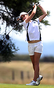 Auckland's Jesse Hamilton. 2011 Toro New Zealand Women's Interprovincial, Final Round, Saturday 10 Decmenber 2011. Whakatane Golf Club, Whakatane, New Zealand. Saturday 10 Decmenber 2011. Photo: Mark McKeown/PHOTOSPORT